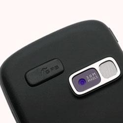 Camera utama 3 MP dan built-in QuickGPS