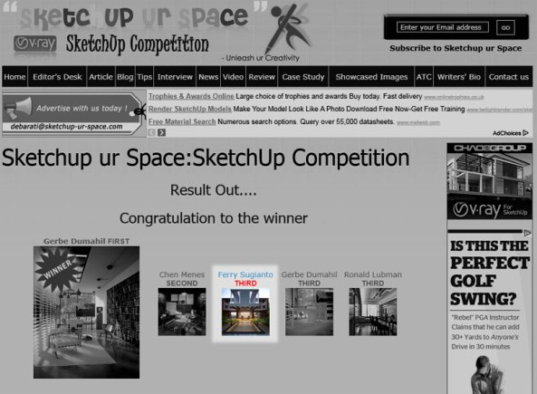 SketchupUrSpace